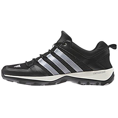 UPC 888593291001, Adidas Climacool Daroga Plus Shoe - Men's Black / Chalk White / Silver Met. 11