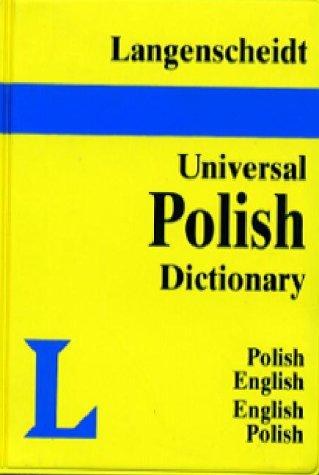 Universal Polish/English Dictionary (Langenscheidt Pocket Dictionary)