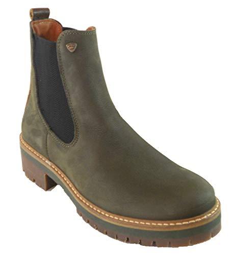 Chelsea Femme BLK1978 Boots Olive Vert le 588 264 724 wHEqZzEI