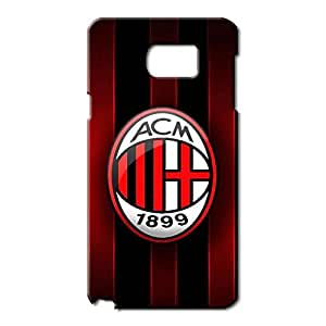 Fashion Design FC Crystal Palace Football Club Phone Case Cover For Samsung Galaxy Note 5 3D Plastic Phone Case