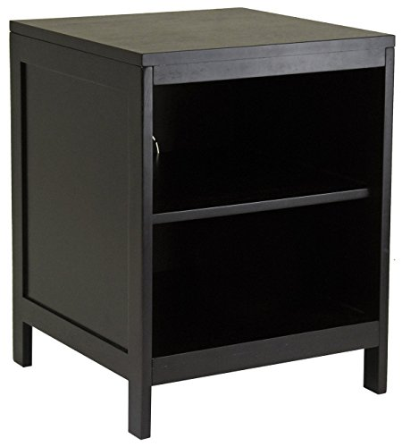 Media Storage Set Tv Stand - Winsome Wood Hailey Small TV Stand