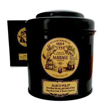 Mariage Freres Marco Polo 100g: Amazon.es: Alimentación y bebidas