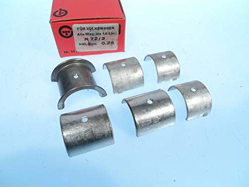- EPC Fits VW Beetle Bus Thing Vanagon GHIA Squareback New Glyco Cam Bearings N72/3 .25m