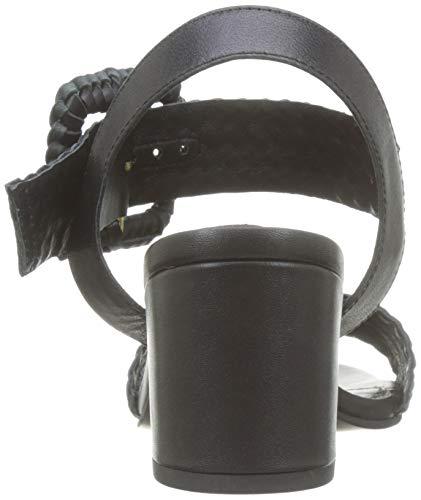 Noir Ouvert 000 48319 Gioseppo Femme Bout negro Sandales PFXSw8qnZ
