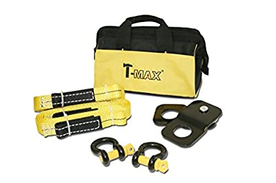 T-MAX 47-3201 ATV/ATW Winch Accessory Kit