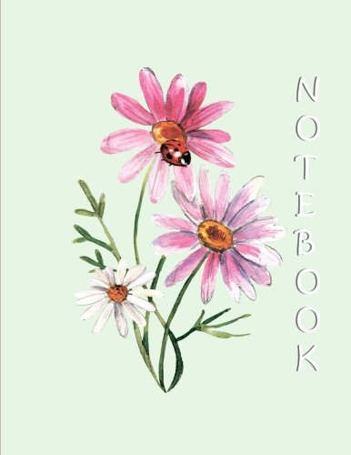Notebook: Camomile (Here Comes Summer) (Volume 4)