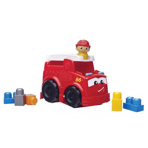 Mega Bloks Freddy Firetruck Building Set
