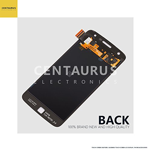 USA Black For Motorola Z Play Droid XT1635-01 XT1635-02 New Assembly LCD Display Touch Screen Digitizer by centaurus (Image #3)
