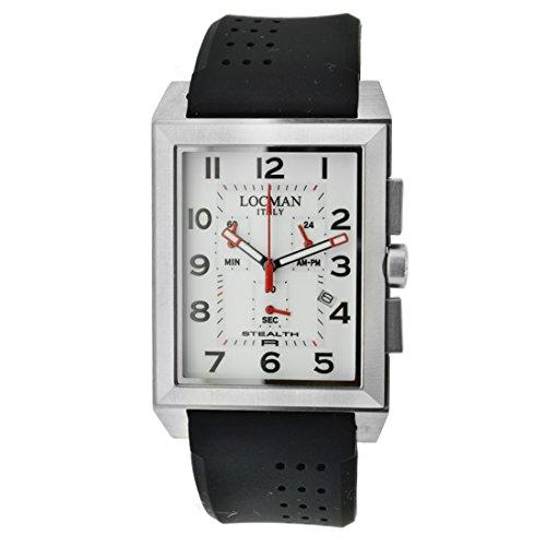 Locman Men's Watch 242WH2BK