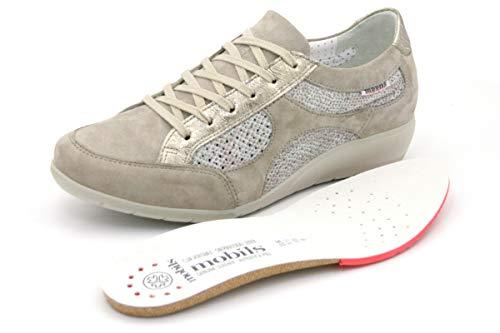 Gris Gris JALANE Mephisto Chaussures Perf wqSzCz