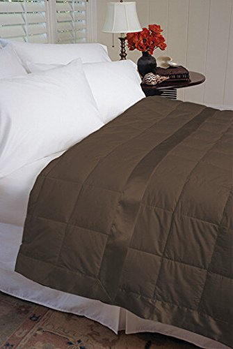 down blanket chocolate king