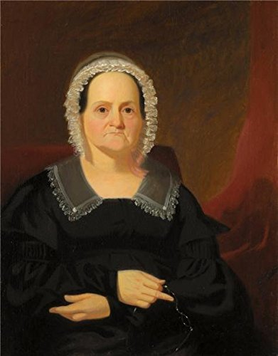 Oil Painting 'George Caleb Bingham,Jane Breathitt Sappington,about 1844' Printing On High Quality Polyster Canvas , 20x26 Inch / 51x65 Cm ,the Best Bedroom Gallery Art And Home Gallery Art And (Storybook Halloween Costumes Teachers)