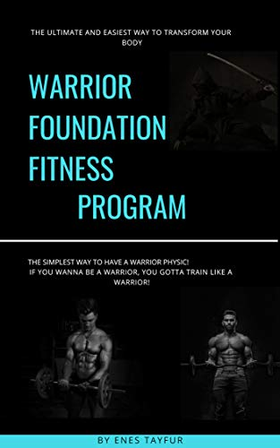 Pdf Outdoors Warrior Foundation Program - Get Shredded in 8 Weeks: Easiest guide to get in shape in 8 weeks!