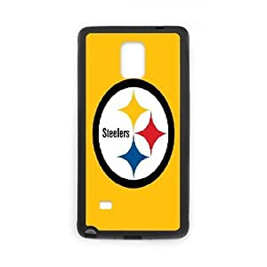 Samsung Galaxy Note 4 Cases the Pittsburgh Steelers, Sexyass, [Black]