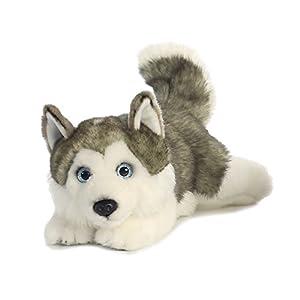 Aurora World Miyoni Lying Husky Plush - 26263 33