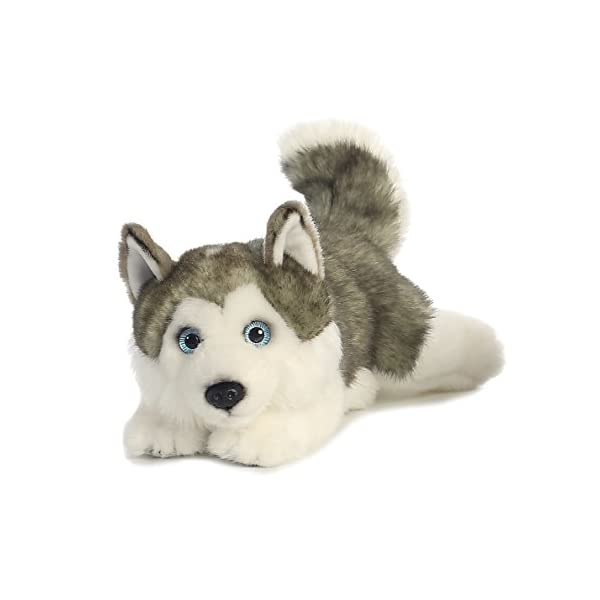 Aurora World Miyoni Lying Husky Plush - 26263 1