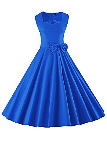 1940s 1950s style dresses - 6