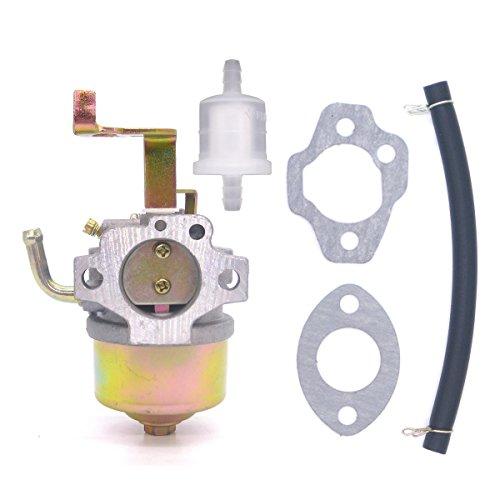 Atoparts Carburetor with Fuel Filter for Robin EY20 EY15 DET180 Wisconsin WI-185 Generator Engine Carb (Wisconsin Ey20 Carburetor)
