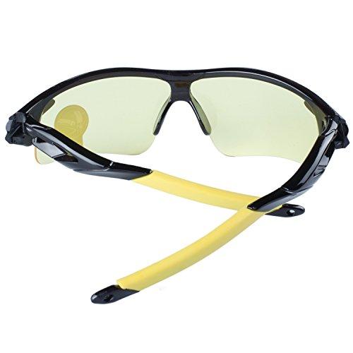 Libre Deportes Gafas Gafas Montatura Conducción Ciclismo Amarillo Al Para De Lentes Sol De Negro Moda Pesca ANVEY Aire Gafas Bicicleta Amarillo 5wpIxBzgqn