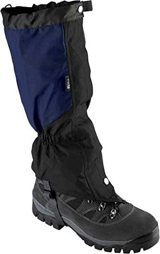 TREKMATES CAIRNGORM GORE-TEX GAITERS NAVY (SIZE LARGE/X LARGE 7.5-12+ UK)