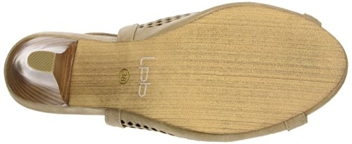 Les P'tites Bombes Marina - Zapatos Mujer Beige (Beige)