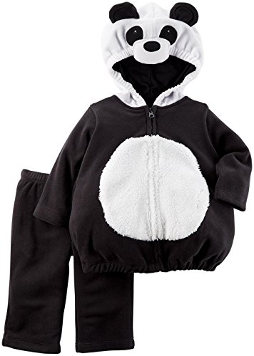 (Carter's Baby Halloween Costumes , Panda Bear,)