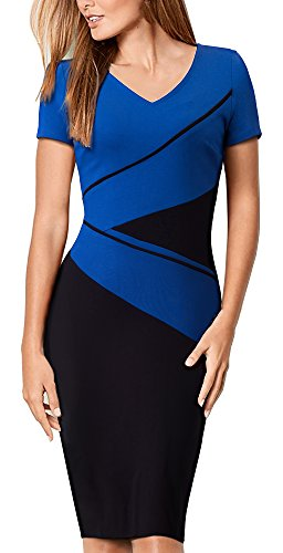 See the TOP 10 Best<br>Colorblock Sheath Dress