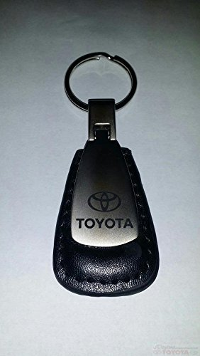 Amazon.com: Toyota ofical oficial Tear Drop Llavero de piel ...