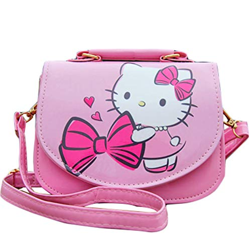 Kerr's Choice Hello Kitty Bag for Girls | Hello Kitty Crossbody Purse | Girls Cat Bag -
