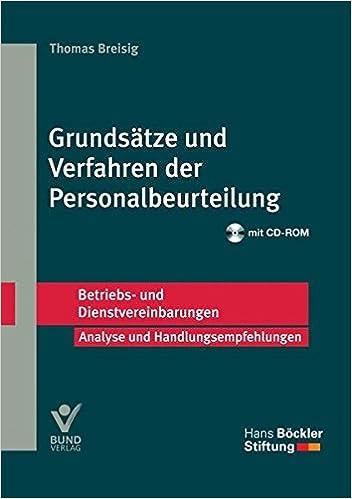 Personalbeurteilung: 9783766361172: Amazon.com: Books