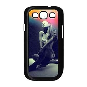 Samsung Galaxy S3 I9300 2D DIY Phone Back Case with Ariana Grande Image