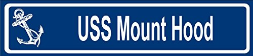 (Any and All Graphics USS Mount Hood Navy ship name 6