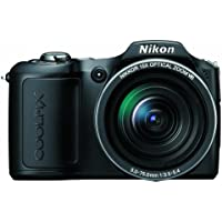 Nikon Coolpix L100 10 MP Digital Camera with 15x Optical Vibration Reduction (VR) Zoom Basic Facts Review Image