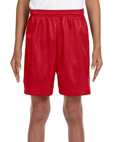 De Écarlate Sport shirt Rouge A4 T Homme EtCq88Hw
