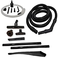 ZVac Compatible Attachment Kit Replacement For Shark Rocket Handheld Vacuum. Premium Generic Shark Vacuum Extension Hose + Accessories Kit + Floor Brush, 24 Flexible Crevice, Micro Vacuum Attachments