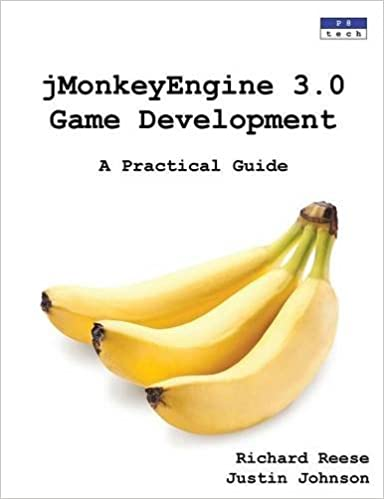 jMonkeyEngine 3.0 Game Development: A Practical Guide
