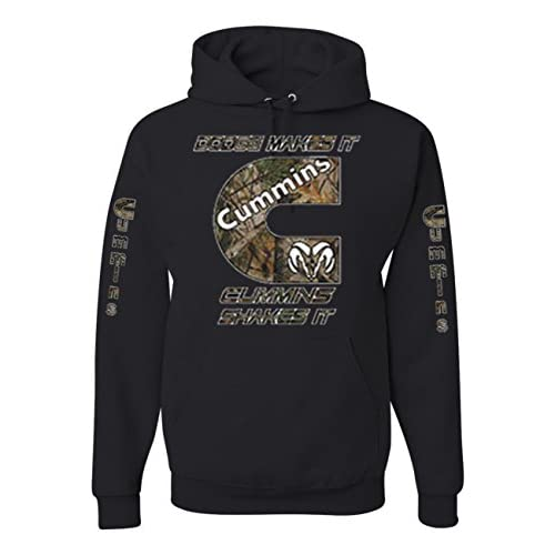 f2e2a52e Dodge Makes It Cummins Shakes It Camo Hoodie hot sale 2017 ...