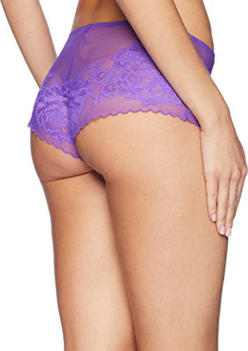 Brief Flora Boxer Natori Donna Grape Juice Girl TnRtnq