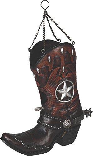 REP Cowboy Boot Birdhouse 635 SKU: 635