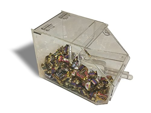 Small Acrylic Candy Bin - 6