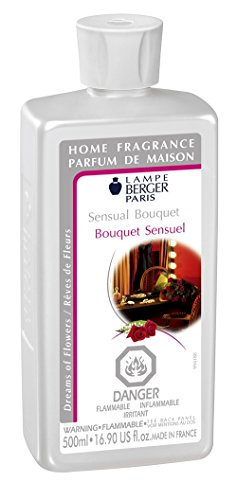 Lily Oil Lamp - Sensual Bouquet Lampe Berger Fragrance Oil 16.90 Fl Oz Case (6)