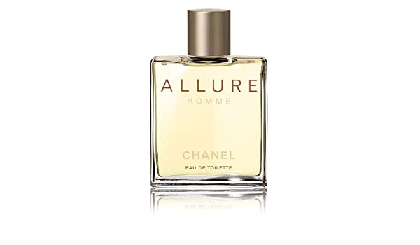78189cbe886 Amazon.com   ALLURE HOMME Cologne. EAU DE TOILETTE SPRAY 1.7 oz   50 ML By  Chanel - Mens   Beauty