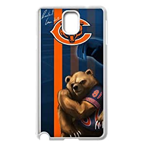 Chicago Bears Samsung Galaxy Note 3 Cell Phone Case White 218y3-188478