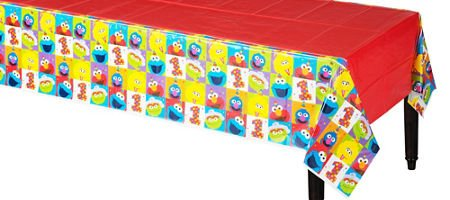 Birthday Sesame Street Party Supplies product image