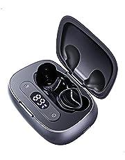 Joyroom JR-T10 Bluetooth Wireless Earphones with Microphone - Black