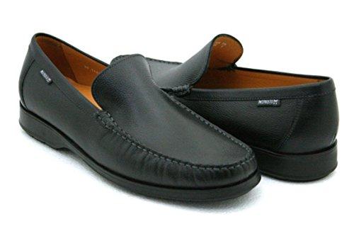 Mephisto Henri Gipsi 9100 Black, Pantofole Uomo Black