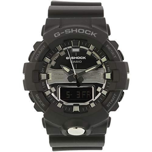 Casio Men's G-Shock GA810MMA-1A Black Resin Japanese Quartz Fashion Watch (Japanese G Shock Watches)