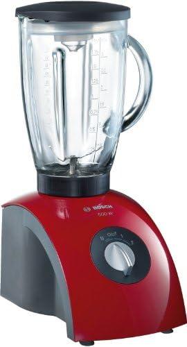 Bosch - Batidora Vaso Mmb11R1, 500W, 1,75L, 2 Veloc.+Pulse Turbo ...