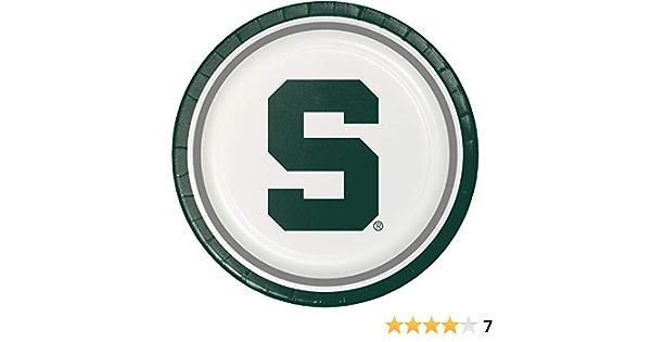 NCAA Michigan State Spartans Childrens Dinner Set