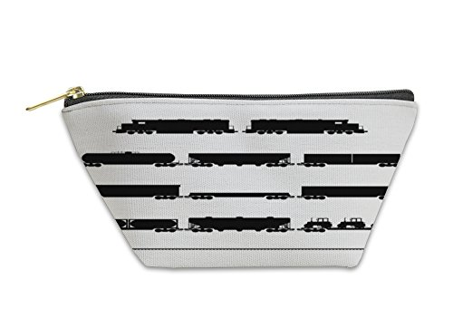Gear New Accessory Zipper Pouch, Wagons And Locomotives, Small, 6031798GN ()